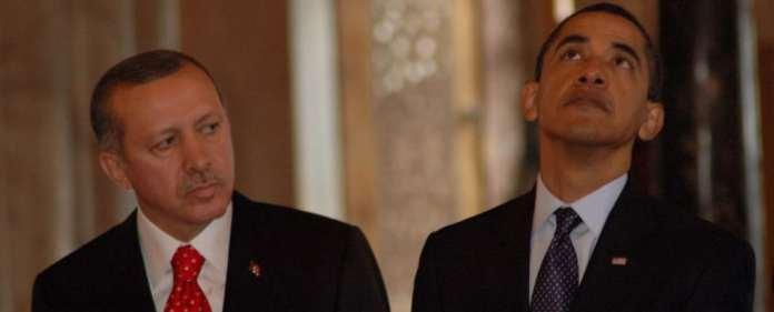 Recep Tayyip Erdoğan und Barrack Obama