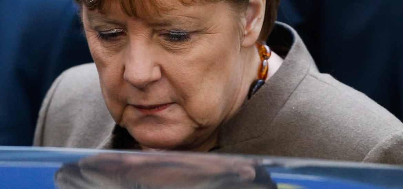 "EU Summit 47707747 - Merkels ""steiniger Weg"" in der Flüchtlingskrise"