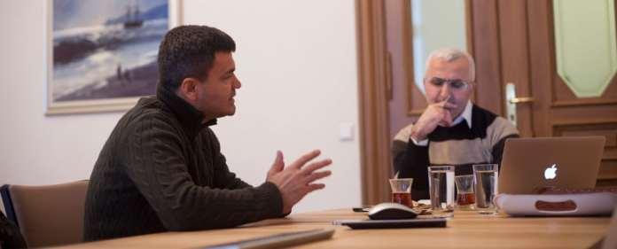 Interview mit Doğan Ertuğrul