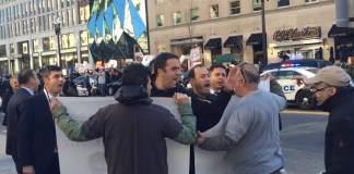Erdoğans Bodyguards in Washington