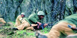 Krieg um Berg-Karabach