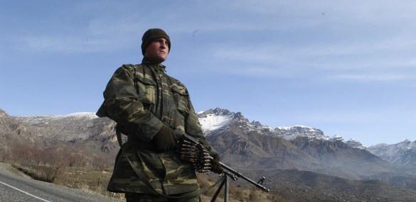 Plädoyer eines türkischen Oberstleutnants
