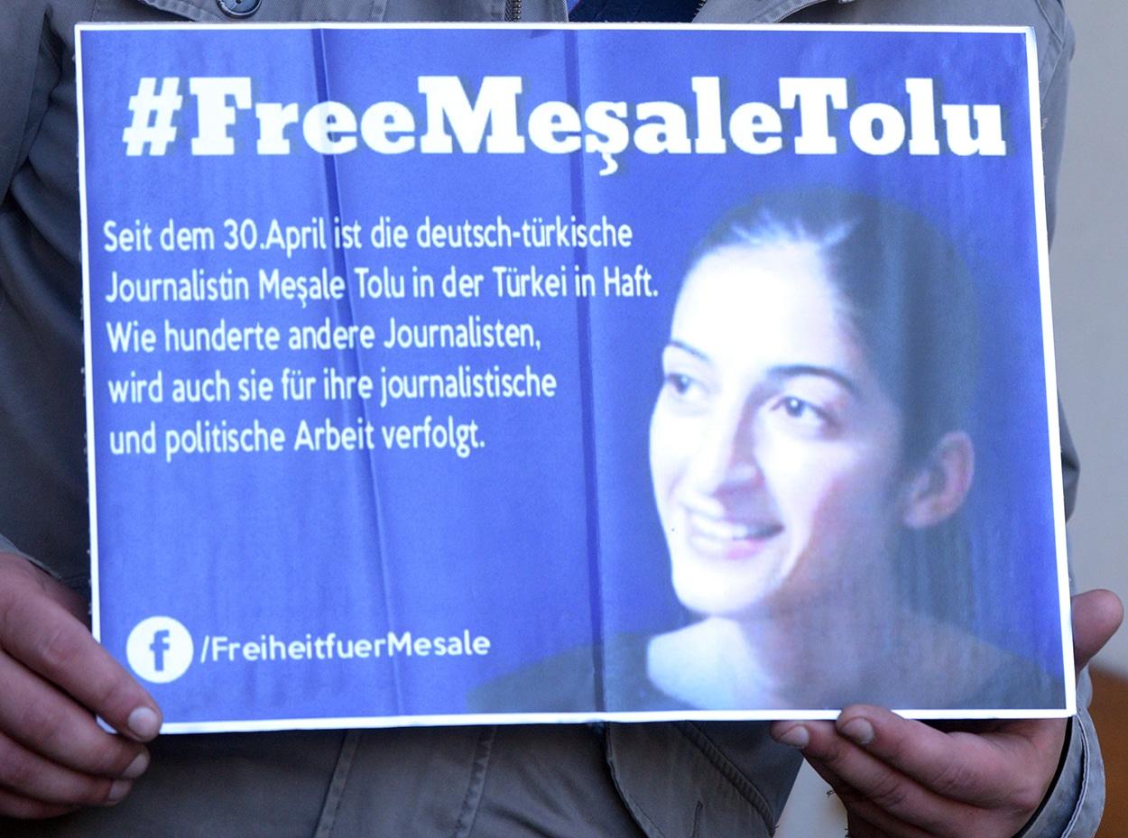 Prozess gegen Mesale Tolu beginnt im Oktober