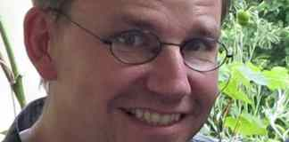 Der deutsche Menschenrechtler Peter Steudtner