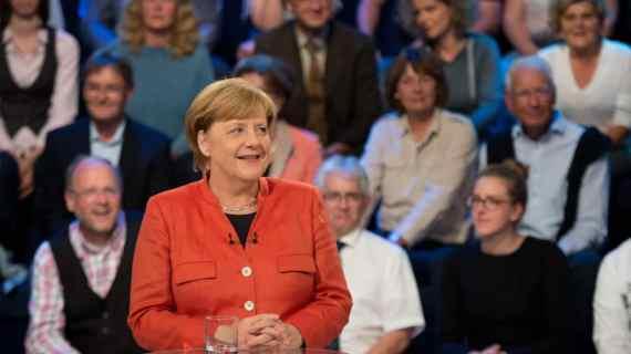 Merkel an Deutsch-Türken: Ihr seid hier Zuhause