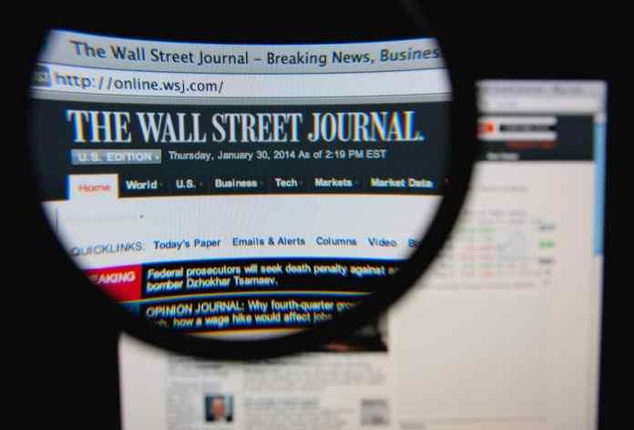 Albayrak schreibt für das Wall Street Journal (WSJ)