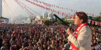 Die türkische Politikerin und Erdogan-Kritikerin Meral Aksener hat in der Hauptstadt Ankara die Gründung einer neuen Mitte-Rechts Partei bekanntgegeben.