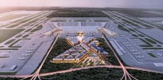 Der neue Flughafen von Istanbul