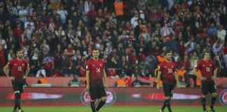 Mit der überraschend deutlichen Niederlage 3:0 (2:0)in der Türkei amFreitagabend in Eskisehir steht nun fest: Die Türkei hat keine Chancen mehr auf eine Teilnahme bei der Fußball-WM 2018 in Russland.