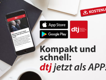 Unsere DTJ-Apps