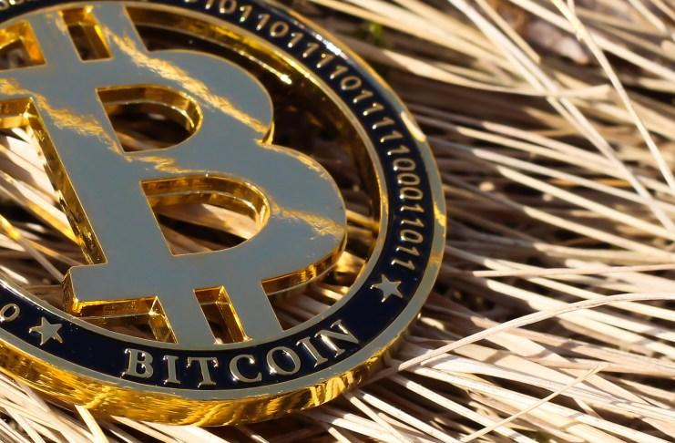 Bitcoin, Blockchain, Kryptowährung, Mining