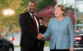 Friedensnobelpreis 2019 geht an Abiy Ahmed.