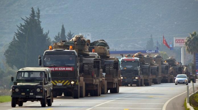Militäroffensive Türkei in Syrien. Rolle der USA in Syrien.