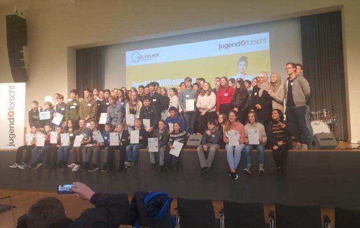 Wilhelmstadtschulen Berlin Jugend forscht.