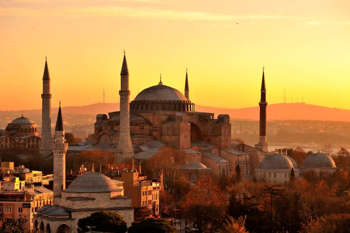 Ayasofya Hagia Sophia