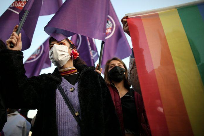 Vor dem Internationalen Frauentag - Türkei