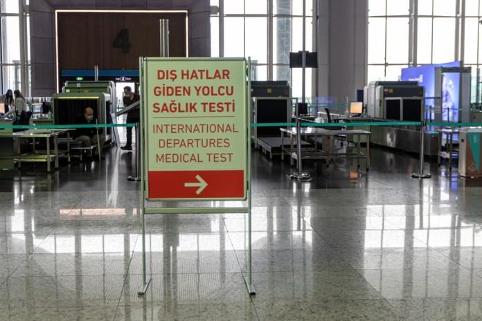 Muss ich bei meiner Rückreise aus der Türkei in Quarantäne?