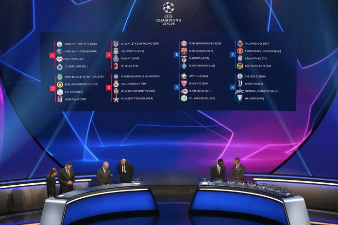 Der türkische Fußballmeister Beşiktaş Istanbul bekommt es der UEFA Champions League mit Bundesligist Borussia Dortmund zu tun.