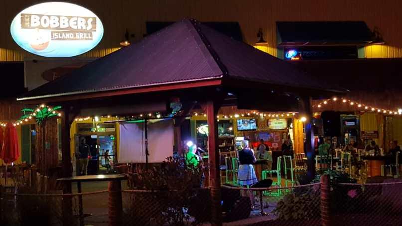 Tropical Themed Restaurant