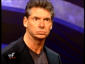 I imagine that this would be Vince's reaction to all of the ideas in this article.