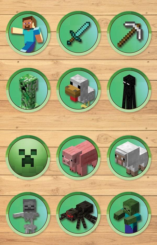 minecraft printable blocks # 25