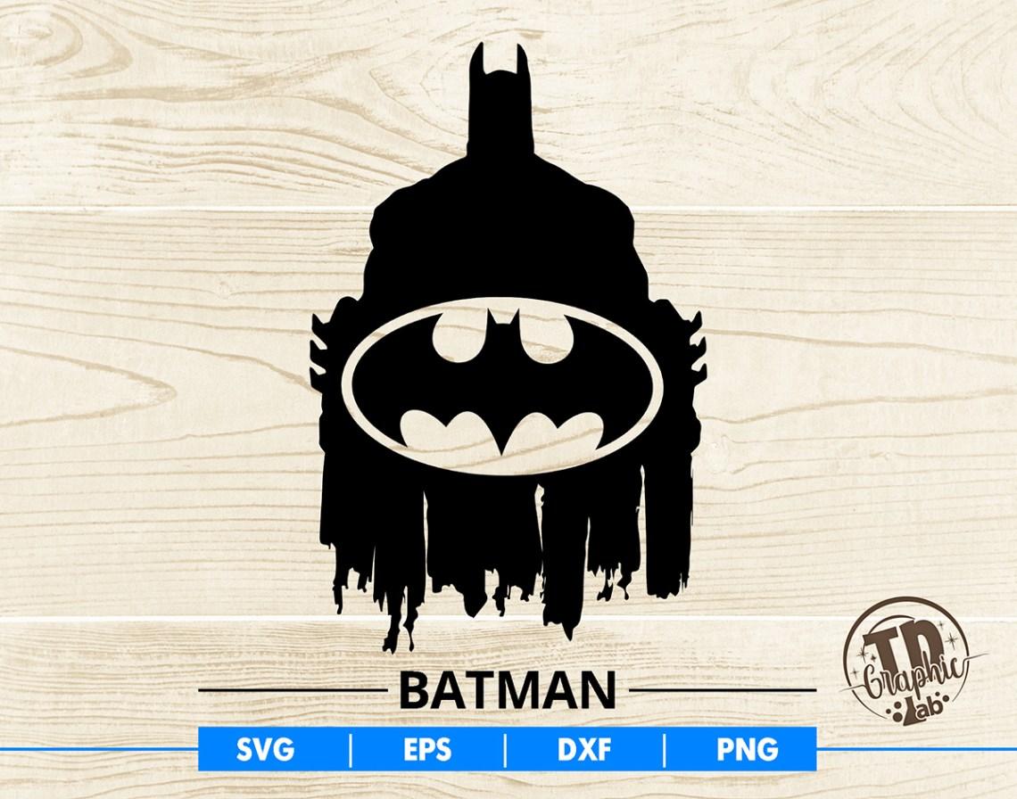 Download Batman Superhero SVG, Vector Cut File Cricut by ...