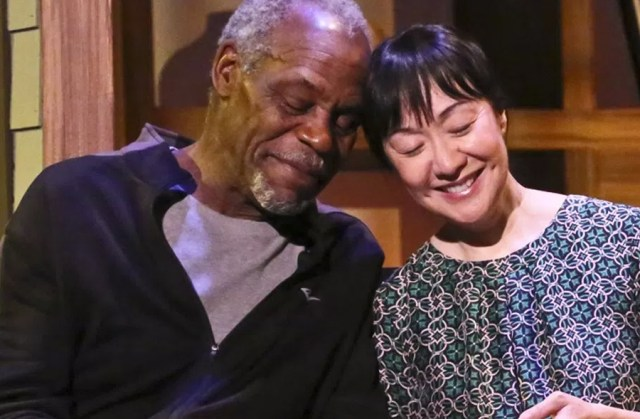 DTLA is Still in Love With Danny Glover