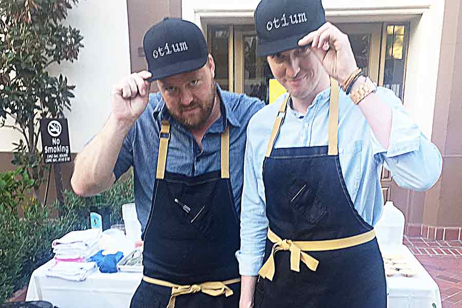 DTLA Chefs Team Up to Help Support the March of Dimes