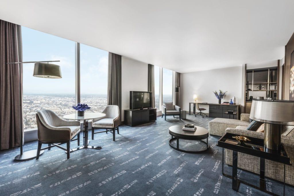 One Bedroom Suites Intercontinental Los Angeles Downtown