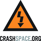 Crash Space Makerspace logo
