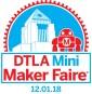 DTLA Mini Maker Faire Secondary logo