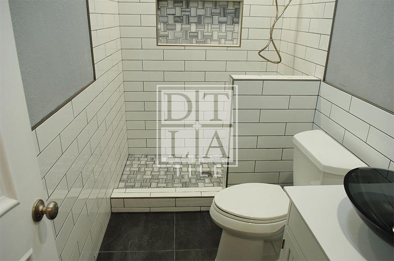 compton subway tile bathroom remodel