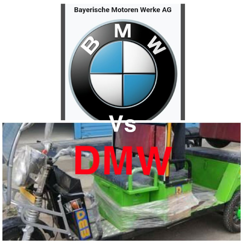BMW vs. DMW: High Court restrains Indian E-rickshaw maker from using the trademark DMW 1