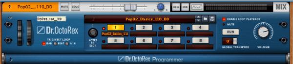 Reason8のDr.Oct Rex