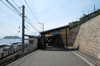 聖地巡礼記:ピンポン THE ANIMATION@鎌倉高校前駅・七里ヶ浜駅