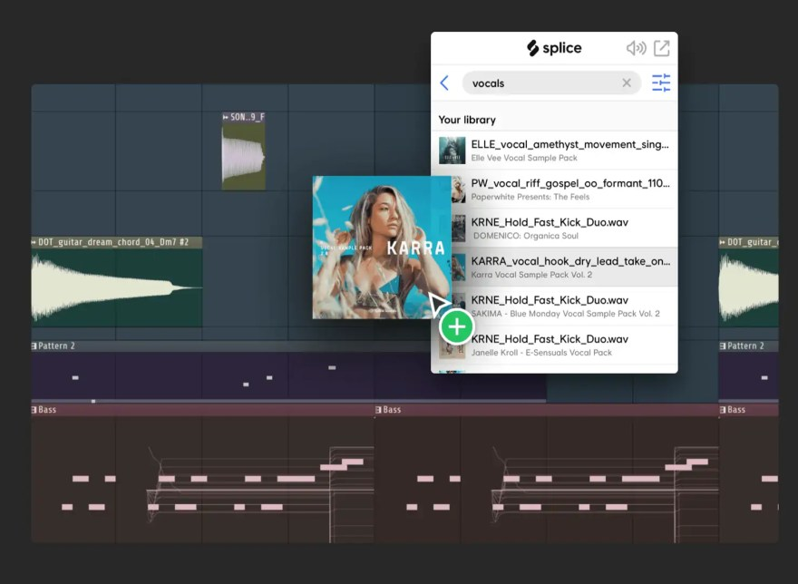Splice Sounds overview