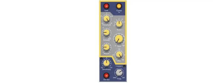 focusrite-console-compressor