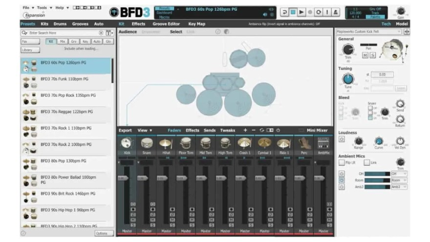 bfd-table