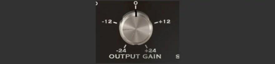 output-gain