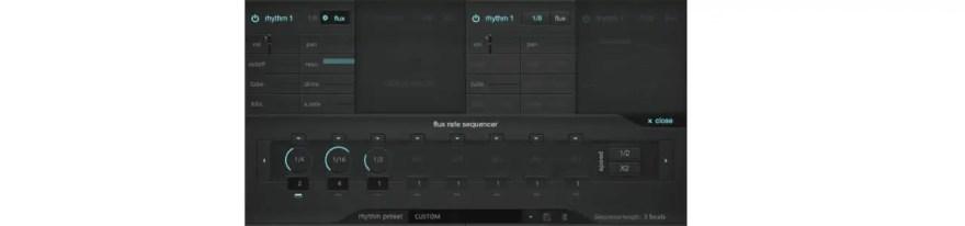 flux-analog-strings