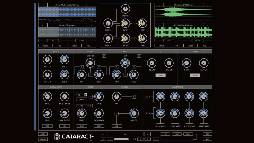 glitchmachines-cataract-overview