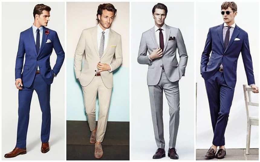 Modern Man Wedding Dress Code Funky Socks Dress Socks Silver Socks