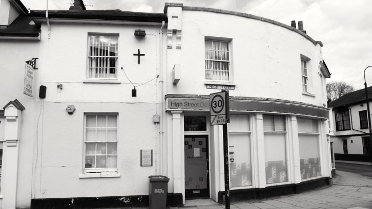 34 High St Petersfield C19