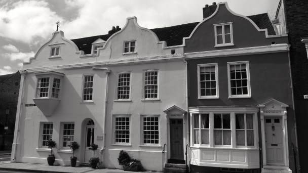 1, 3, 5 Lombard St Portsmouth C17-18
