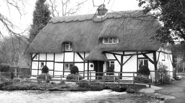 Old Fulling Mill (West) Alresford C17