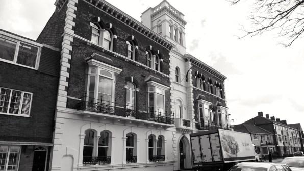 Royal Navy Club Pembroke Road Portsmouth C18-19