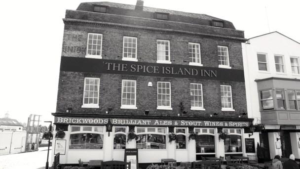Spice Island Inn (North) Portsmouth C19