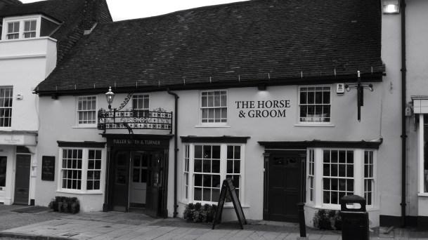 The Horse & Groom Inn Alresford C16-20