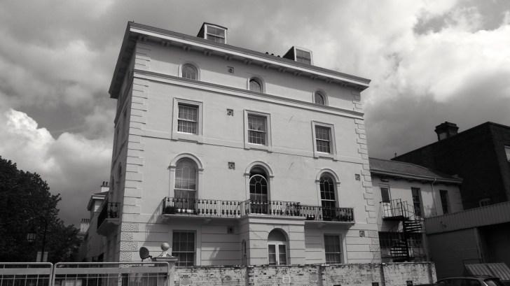 15 (South) Portland Terrace Southsea 1849