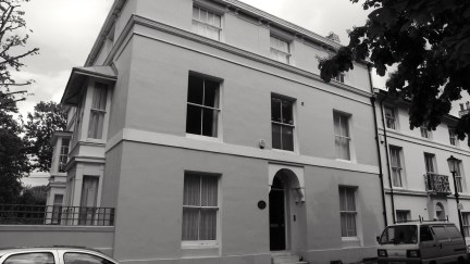 Kent Lodge Kent Rd Southsea 1843 (Owen)
